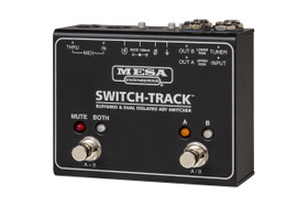 Mesa Boogie Switch Track Buffered and Duel Isolated ABY Switcher