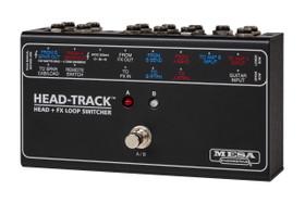 Mesa Boogie Head Track Head & FX Loop Switcher