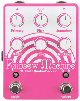 EarthQuaker Devices Rainbow Machine Polyphonic Pitch Mesmerizer (RAINBOWMACHINEV2)