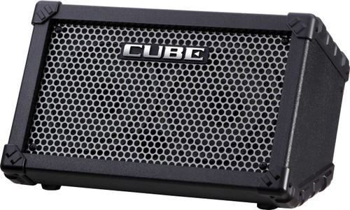 Roland Cube Street Battery Powered Amplifer in Black (CUBE-ST)