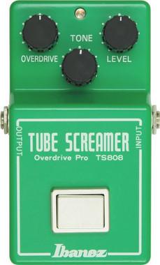 Ibanez TS808 Vintage Tube Screamer Reissue Overdrive Pedal