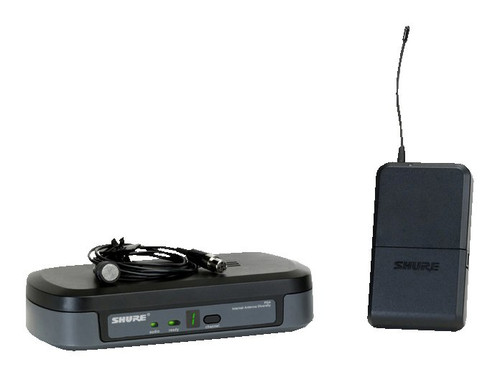 Shure PG14/PG185 H7 Wireless Lavalier System