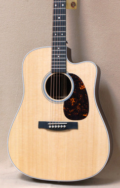 Martin DCPA4 Rosewood Performing Artist Acoustic Electric Guitar