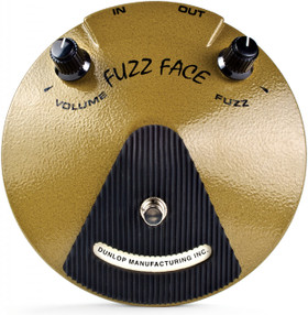 Dunlop Eric Johnson Signature Fuzz Face Distortion Guitar Effects Pedal
