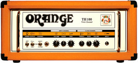 Orange TH100 Twin Channel Guitar Amplifier Head