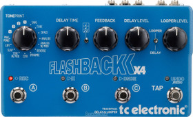 TC Electronic Flashback X4 Delay and Looper