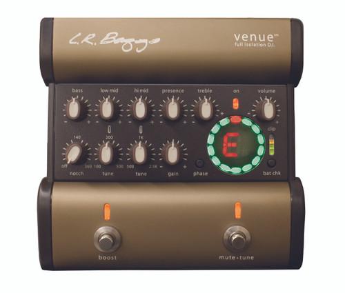LR Baggs Venue DI Acoustic Guitar Direct Box and Preamp
