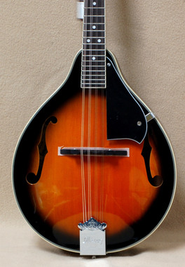 "Ibanez M510BS ""A"" Style Mandolin in Brown Sunburst"