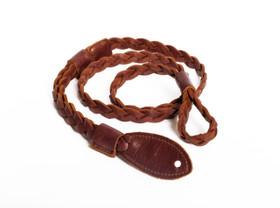 Henry Heller flat braid mandolin strap