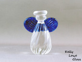 Small Glass Angel - Kelly Lowe Glass