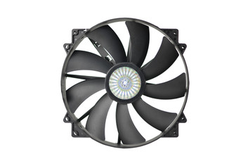200mm fan (700 RPM)