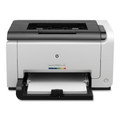 Recycle Your Used HP Color LaserJet CP1025NW Network Printer (4 ppm in color) - CE914R