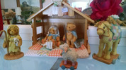 Cherished Teddies Nativity Set of 6
