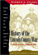 History of the Lincoln War by Maurice Fulton