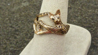 Serval Savannah Ring 14kt Gold