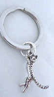 Savannah Charm Key Ring