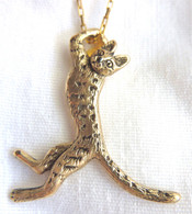Savannah Pendant Medium 14kt Gold