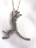 Savannah Pendant Medium Sterling Silver
