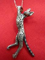 Serval Pendant