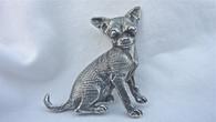 Chihuahua Short Coat Dog Pendant