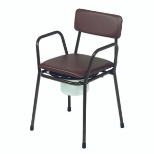 Adjustable Stackable Commode ASC003