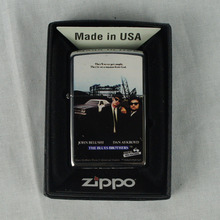 Blues Bros zippo lighter
