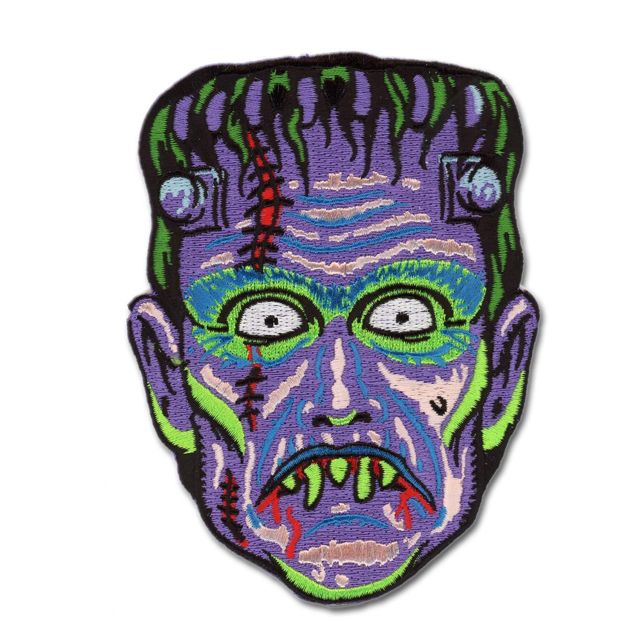 Retro A Go Go Son of Frankie Embroidered Patch - Merch2rock Alternative  Clothing 9d497ffa9478