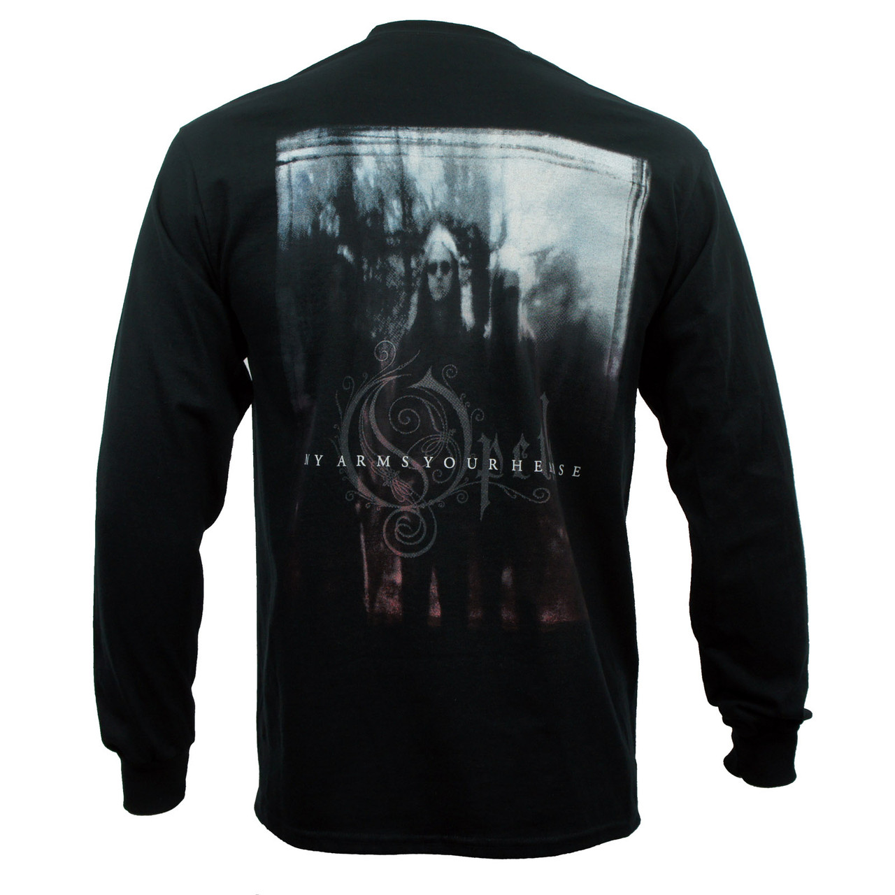 Opeth Long Sleeve T Shirt My Arms Merch2rock