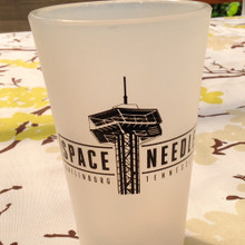 Gatlinburg Space Needle Sili Cup
