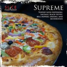 Supreme Pizza - Large