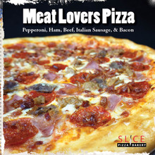 Meat Lovers Pizza - Large