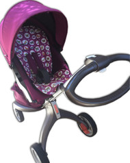 Magic Garden to fit Stokke Xplory - all cotton