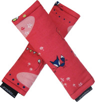 Enchanted Forest Strap Covers