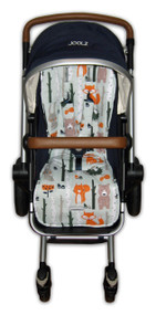 Forest Animals Cotton Pram Liner to fit  Joolz Day - sold out