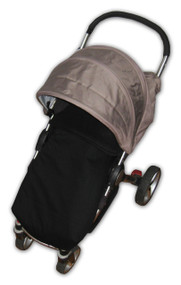 Jet Black Snuggle Bag to fit Agile
