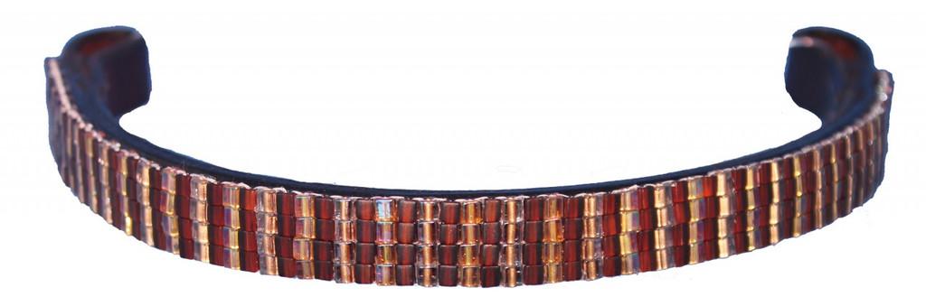 Chocolate Diamond Browband