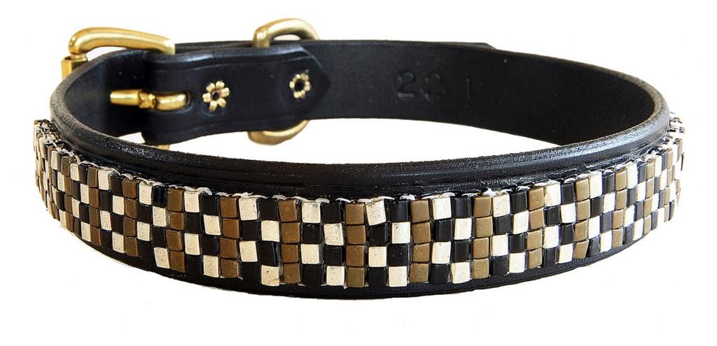 black leather (sizes 22,24,26)