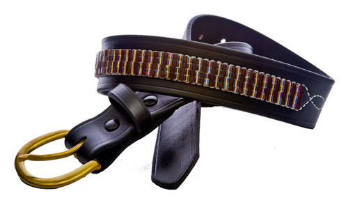 Chocolate Diamond Belt