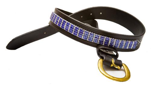 Pinstripe Belt