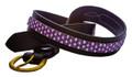 Purple Jewel Belt