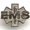 EMS COLLAR BRASS PIN - PN-0016