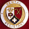 DENTAL ASSISTANT EMBLEM PIN - GPE-1096