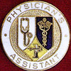 PHYSICIAN'S ASSISTANT EMBLEM PIN - GPE-1029
