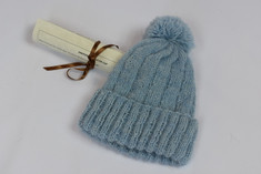 Baby Blue  Shepherd's Watch Cap Kit