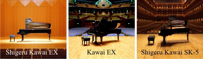 Kawai CA Grand Piano Samples