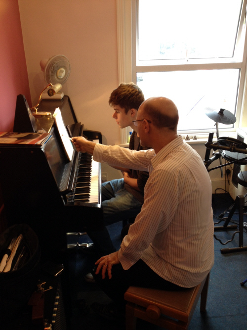 Music Lessons at Sheargolds