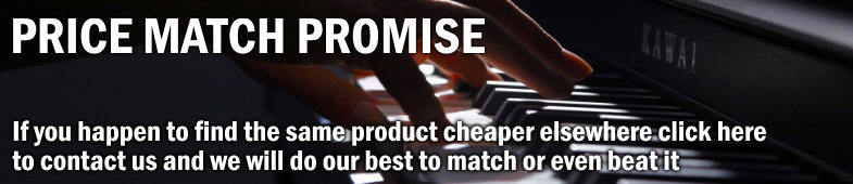 Price match promise. We always try to be competitive