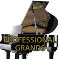 Professional Grand pianos