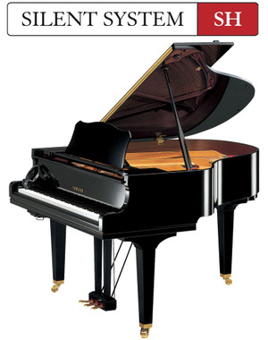 Yamaha GC1 SH Silent Grand Piano