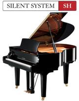 "Yamaha C1X SH 5'3"" Silent Grand Piano"